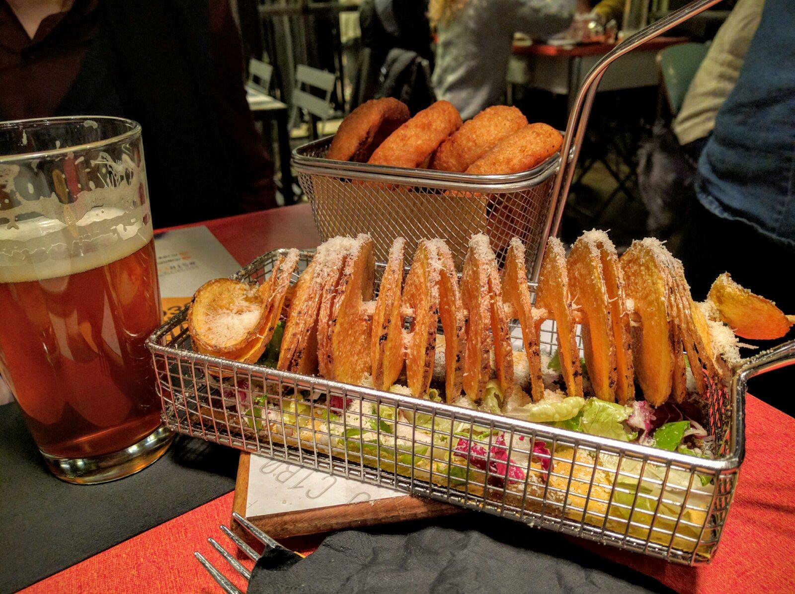spirale patata fritta c1b0 domenica sera noia famelica food blog famelica foodblogger