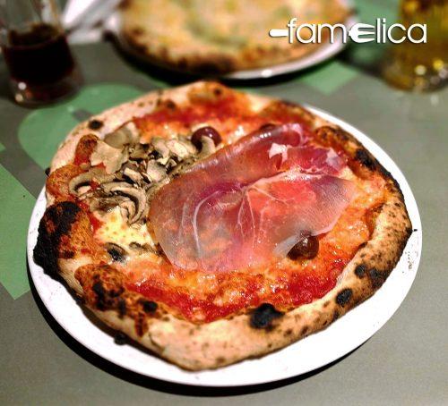 pizza capricciosa - sforno