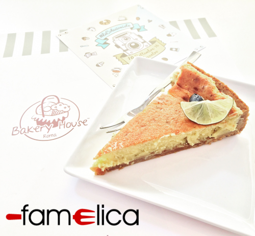 key lime pie - le colazioniste al bakery house