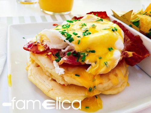 pancake salati - le colazioniste al bakery house